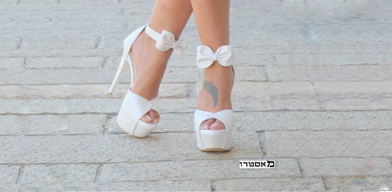 נעלי כלה מאסטרו דגם מעין