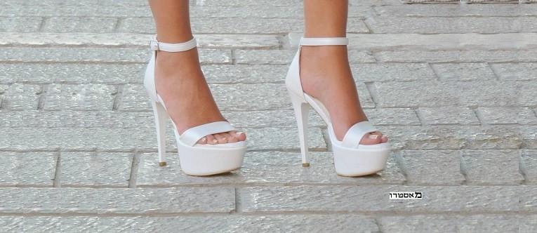 נעלי כלה מאסטרו דגם ליאת חן