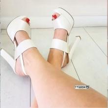 מאסטרו נעלי כלה דגם רותם