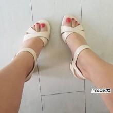 מאסטרו נעלי כלה דגם ענבל
