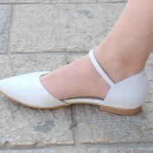 מאסטרו נעלי כלה דגם שירני