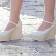 מאסטרו נעלי כלה דגם בובה
