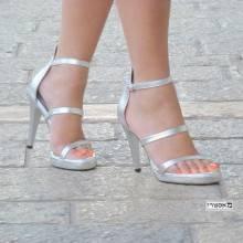מאסטרו נעלי ערב דגם הודיה