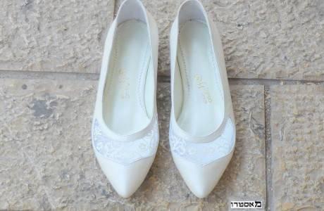 מאסטרו נעלי כלה דגם סיואר
