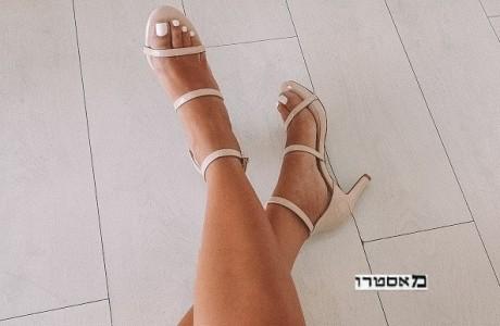 מאסטרו נעלי כלה דגם הודיה ניוד לקה