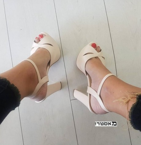 מאסטרו נעלי כלה דגם שירין