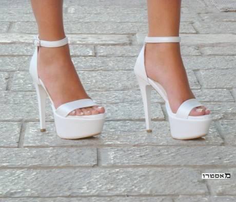 מאסטרו נעלי כלה דגם ליאת חן