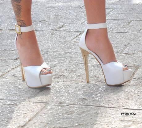 מאסטרו נעלי כלה דגם מעין