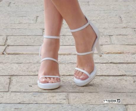 מאסטרו נעלי כלה דגם דניאל ביטון