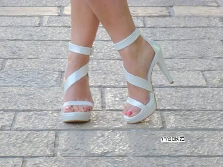 מאסטרו נעלי כלה דגם אורלי
