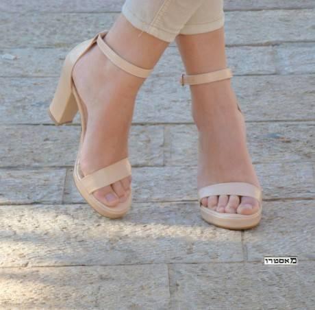 מאסטרו נעלי כלה דגם צליל בר יו
