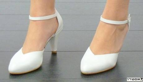 מאסטרו נעלי כלה דגם קורין