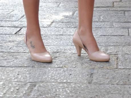 מאסטרו נעלי ערב דגם הדר