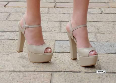 מאסטרו נעלי ערב דגם חן פ